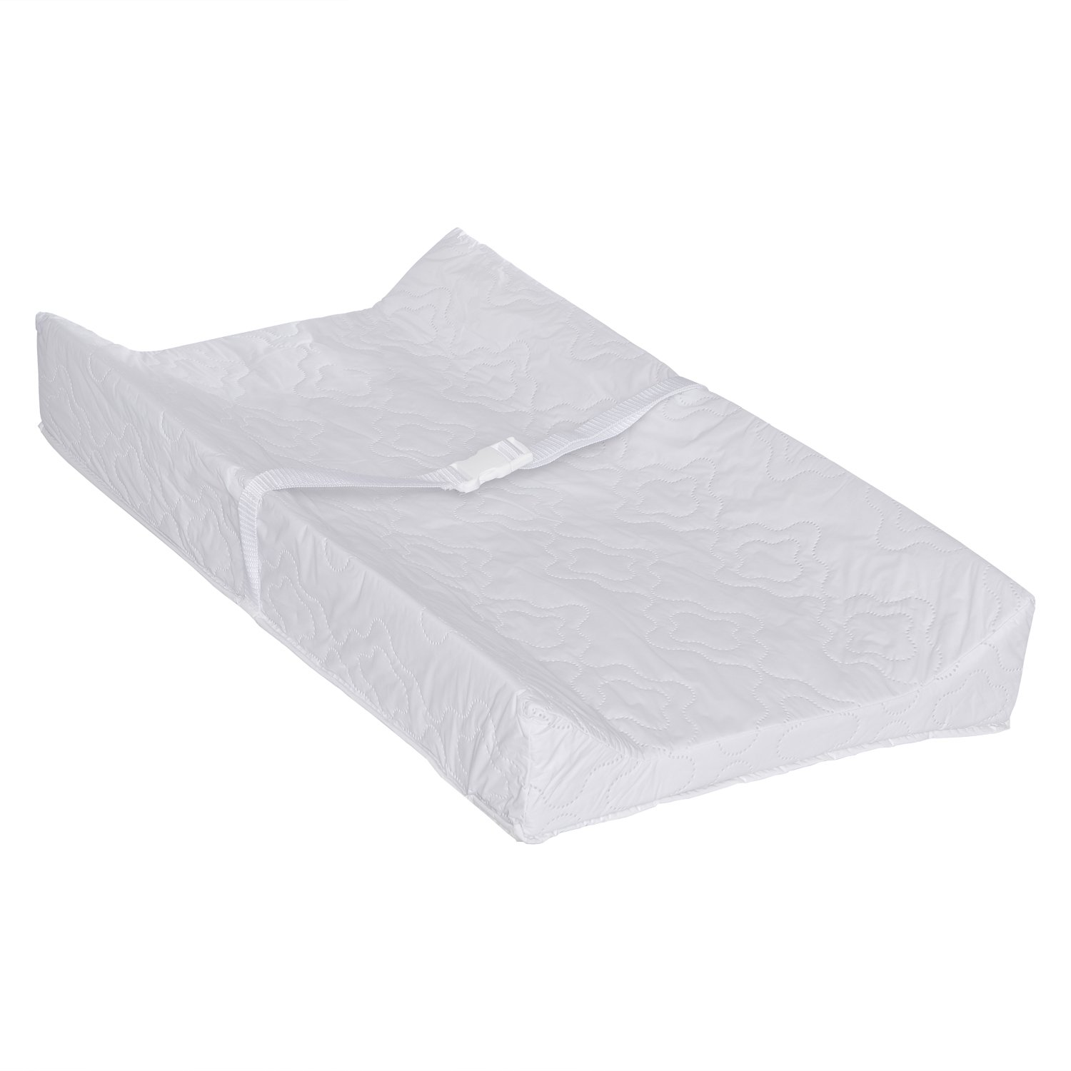 Dream On Me Two Sided Contour Changing Pad, White