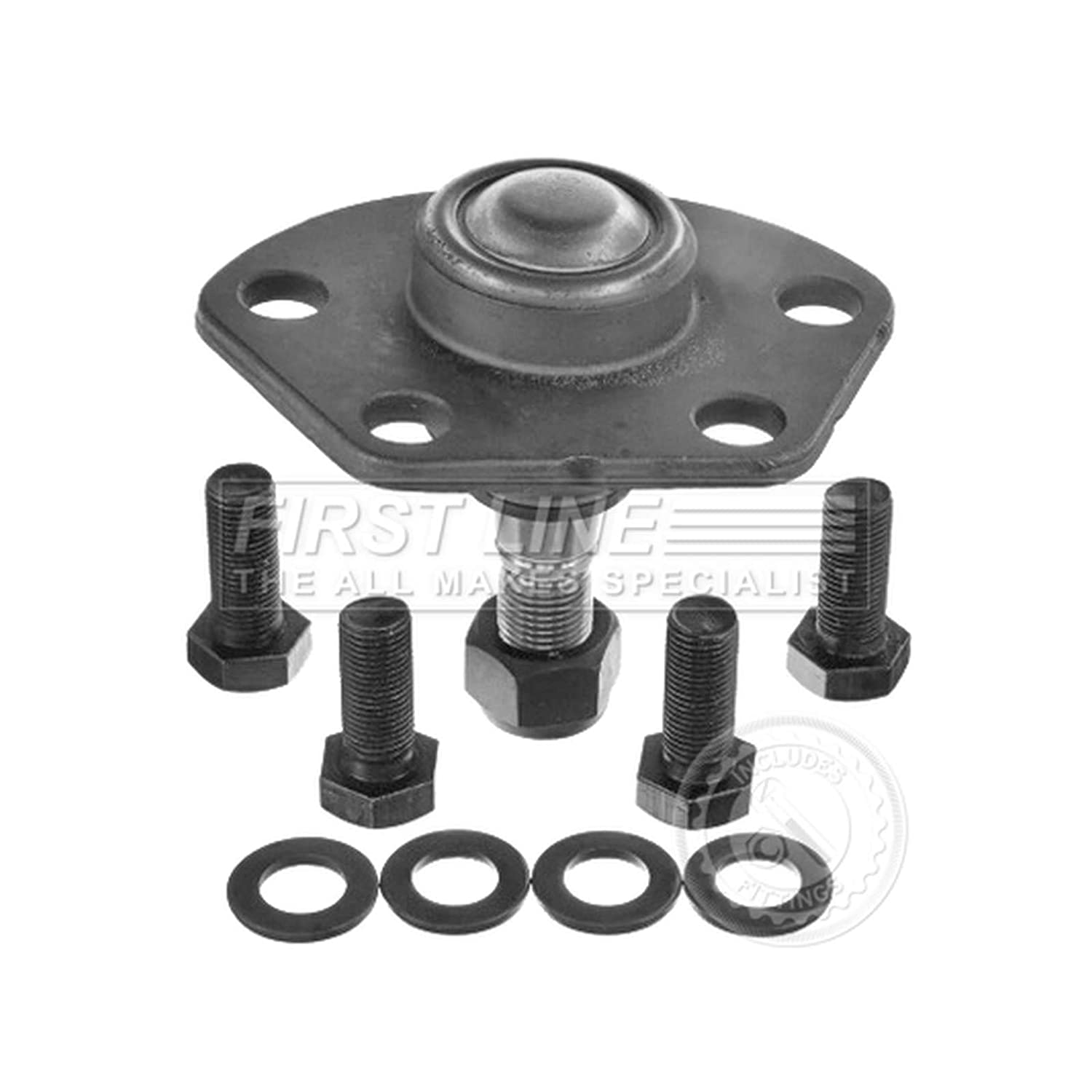 with Fittings First Line FBJ5436 Ball Joint Front Lower LH//RH