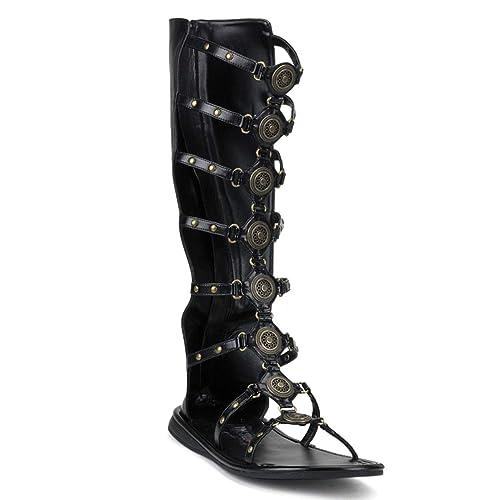 fa49a36a0308 Funtasma by Pleaser Men's Halloween Roman-15 Boot