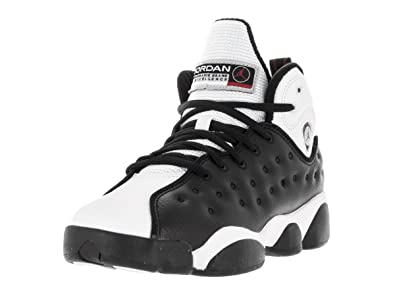 5e55fcb165303a aliexpress jordan jumpman team ii black black white varsity red big kid  6117a 68b2c