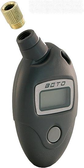 manometro digitale valvole schrader e presta 567001230 BETO gomme