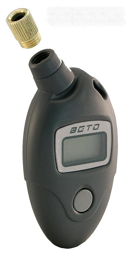 1 opinioni per Beto- Manometro Digitale per regolazione della pressione degli pneumatici di