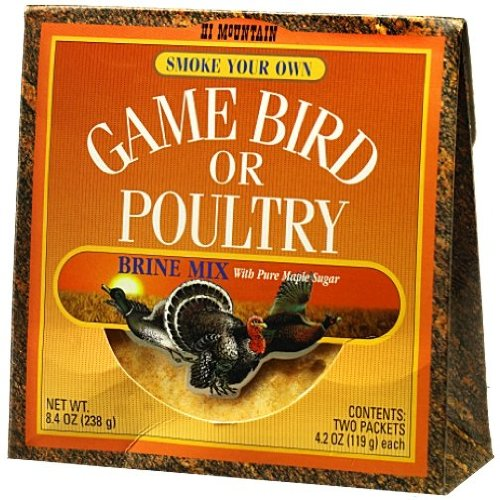 Hi Mountain Game Bird and Poultry Brine Mix by Hi Mountain