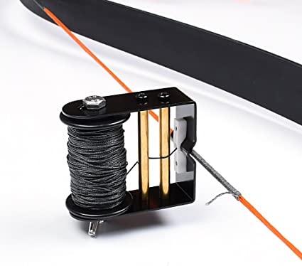 Huang gui Archery Bow String Serving Thread Durable Nylon Serving Thread 30 Meter//Roll 0.018 and 0.021 for Various Bows Pack of 1