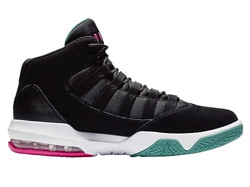 aa4b6d65bb0b9 Jordan Nike Men's Max Aura Leather Basketball Shoes: Amazon.ca ...
