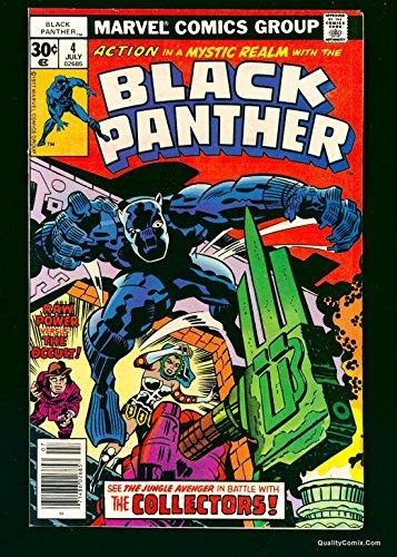 Black Panther #4 NM- 9.2