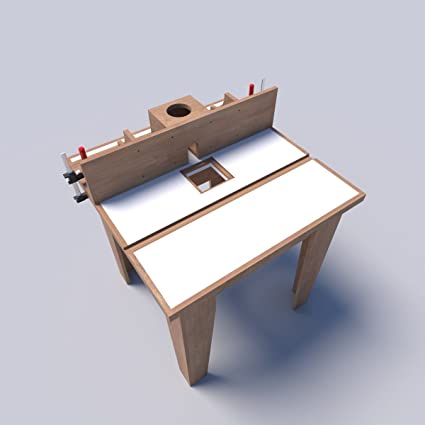 Build Your Own Router Table Plans Diy Woodworking Equipment Wood