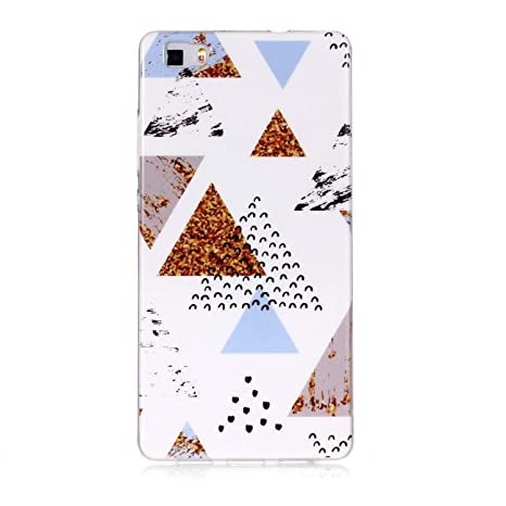 coque huawei p8 lite triangle