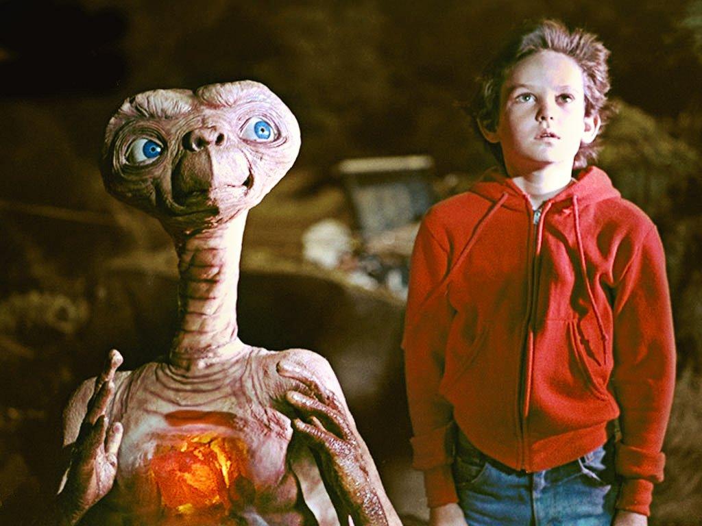 ET halloween movie night