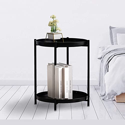 Altrobene Tray Removable End Table