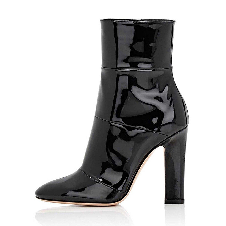 Hanover Heel | Navy Leather Stiletto Heels | Wittner Shoes