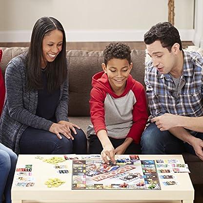 Monopoly Gamer Mario Kart, Gesellschaftsspiel für Erwachsene & Kinder, Familienspiel, der Klassiker der Brettspiele, Gemeinschaftsspiel für 2 - 4 Personen, ab 8 Jahren 2