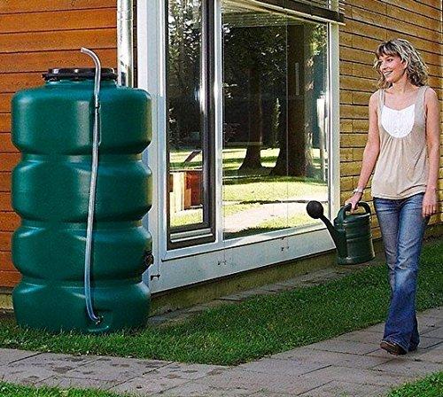 Garantia Gartentank 750 ltr. Dunkelgrün