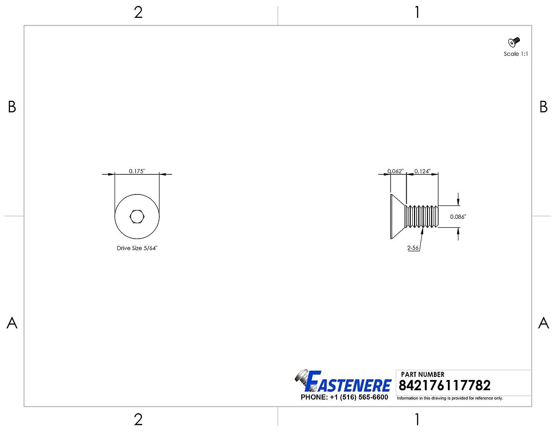 93113 Morse 5957G 5//32 X 3//16 4F SE Ball SC TIN Long