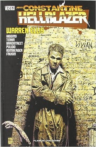 Hellblazer de Warren Ellis: Warren Ellis: 9788467473162: Amazon.com: Books