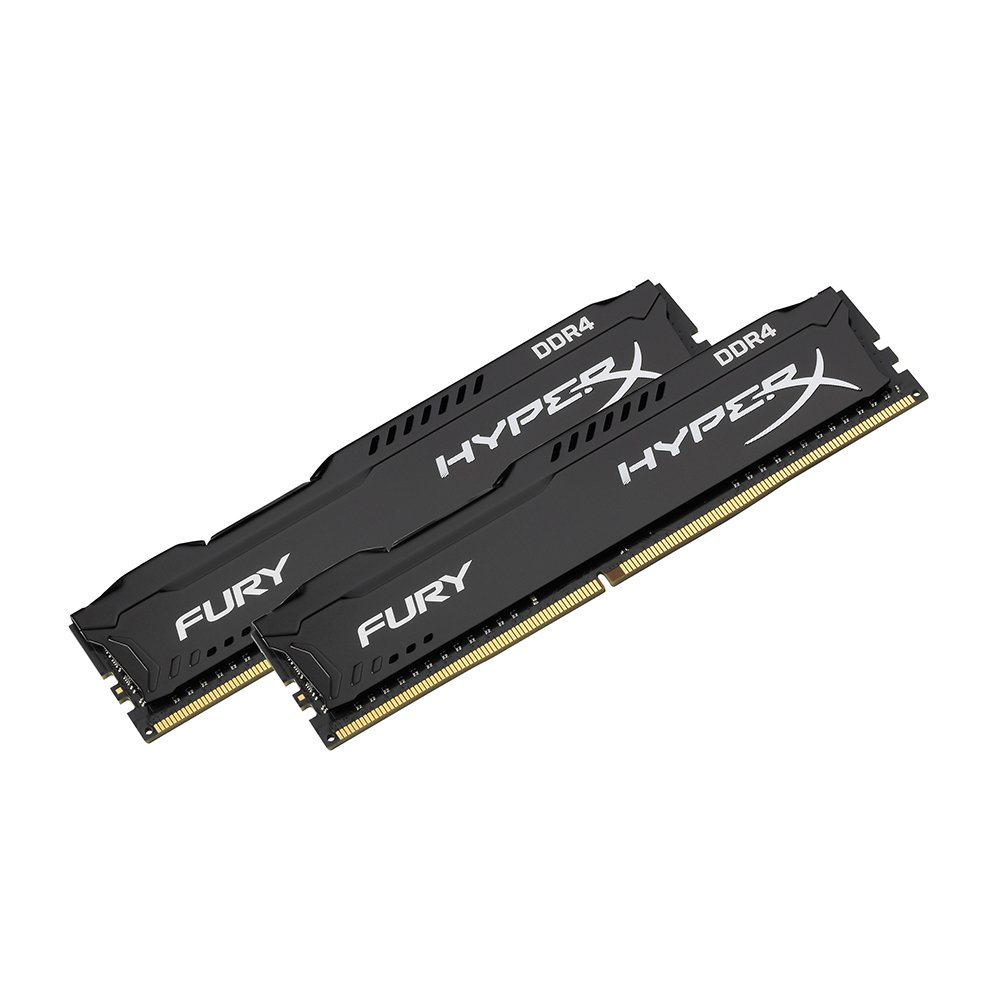 Kingston HyperX FURY Black 8GB Kit (2x4GB) DDR4 2133