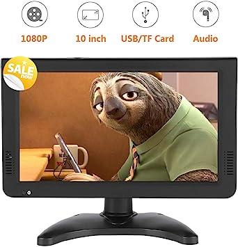 LEADSTAR 1080P DVB-T / T2 Alta Sensibilidad Coche Digital TV ...