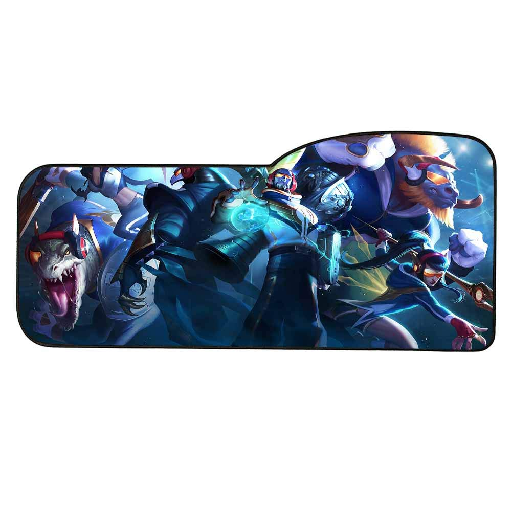 Amazon.com : Extended Gaming Mouse Pad/Mat for League of ...