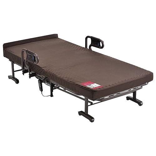 アテックスベッド 収納式電動リクライニングベッド