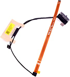 Deal4GO 30-Pin 1920 1080 HD FHD LCD LVDs Video Cable for Lenovo Yoga 730-13IKB 730-13ISK DLZP3 DC02002Z800