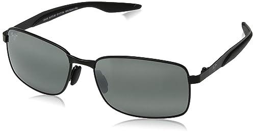 Amazon.com: Maui Jim 797 Shoal 57 - Gafas de sol para hombre ...
