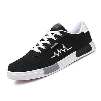 c41e0421fa7 Amazon.com | MLANXEUE Canvas Summer Men Shoes Casual Plus Size Men ...