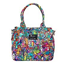 Ju-Ju-Be Be Classy Structured Handbag Diaper Bag - Tokidoki Kaiju City