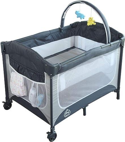 PlaKastle Balboa Baby Crib