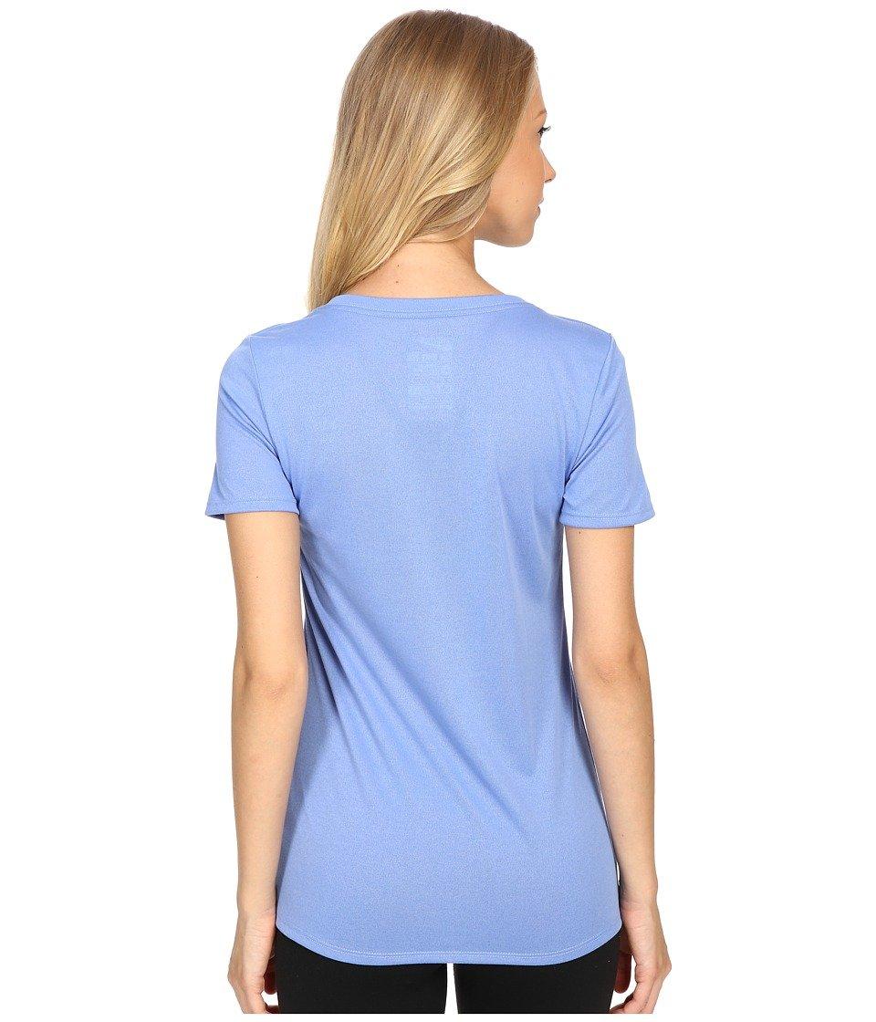 Amazon.com : Nike Legend 2.0 V-Neck Womens Training Short-Sleeve T-Shirt  (Small, CHALK BLUE) : Sports & Outdoors