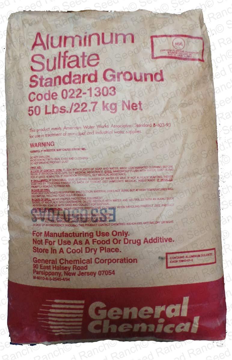 Dibbs Farms Aluminum Sulfate Granular Fertilizer - 50 Lbs.