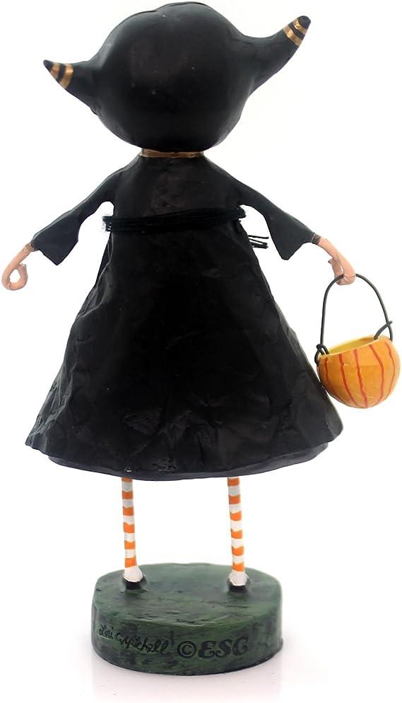 11007 Veronica Vampire Lori Mitchell Figurine Halloween Collectible Decoration