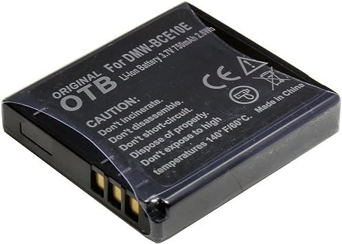 Akku Für Panasonic Lumix Dmc Fx35 Elektronik