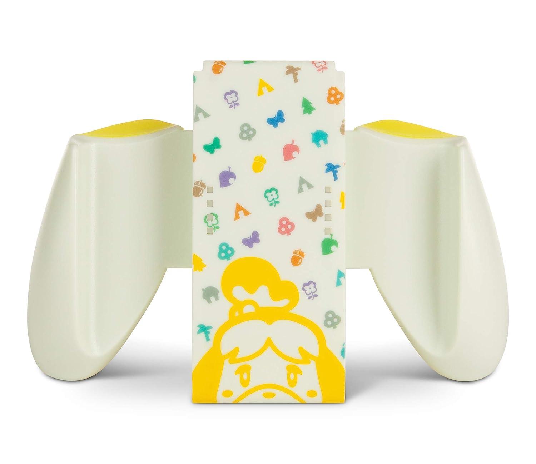 PowerA Joy-Con Comfort Grip for Nintendo Switch - Animal Crossing, Game Controller, Gamepad, Nintendo Switch Lite - Nintendo Switch