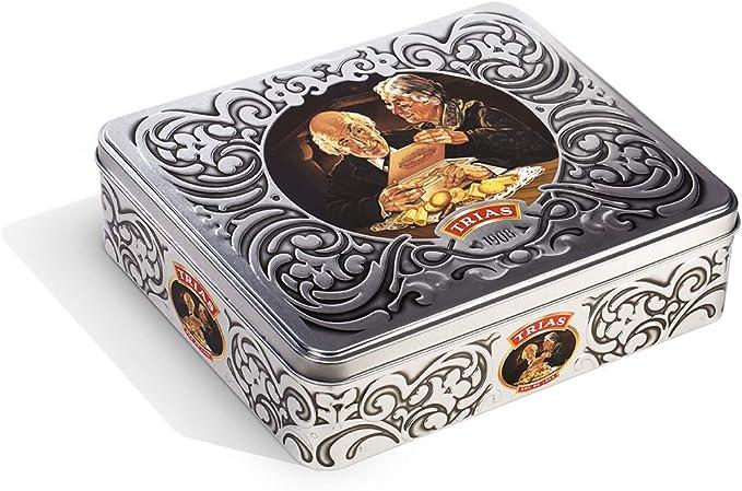 Trias Classic, Surtido caja metálica de 400gr: Amazon.es ...