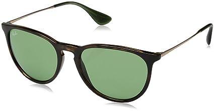 Ray-Ban Erika Aviator Sunglasses, HAVANA 53.1 mm