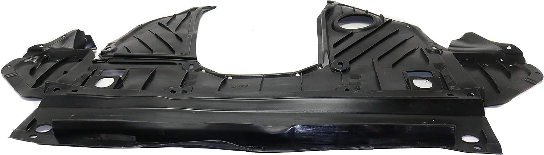 Front Driver Side Undercar Shield NI1228160 648393TA0A 2013-2018 Fits Nissan Altima Maxima