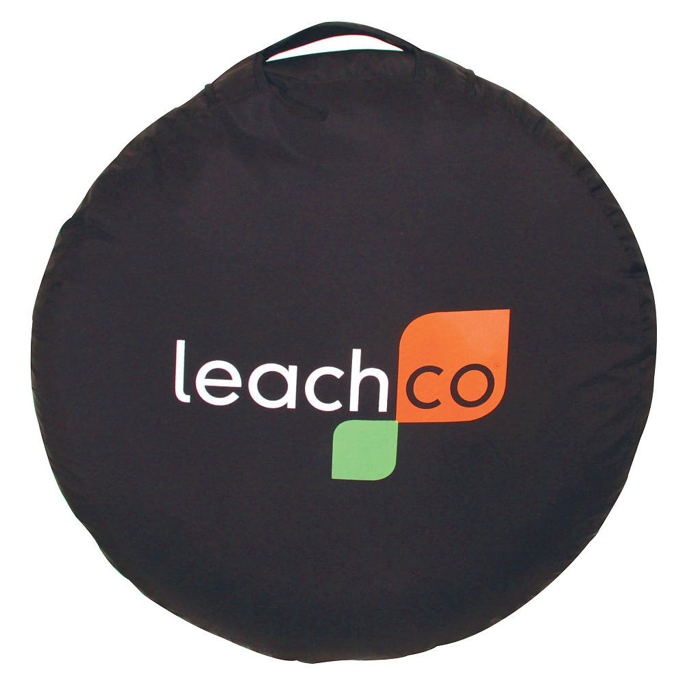 Leachco Snoogle Pillow Travel Bag (Black, 1) 045516140697