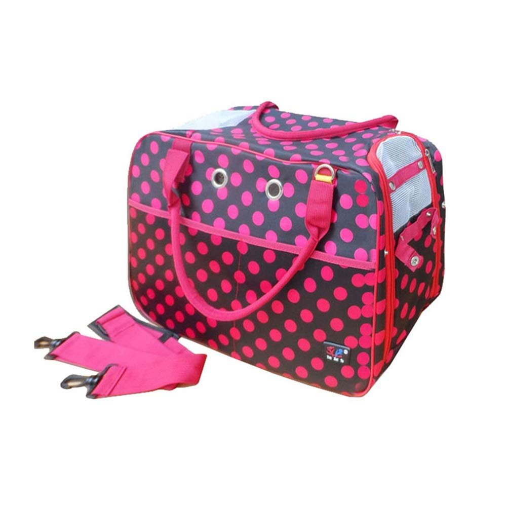 Pet Backpack, Pet Carrier Hand Carry Portable Bag Home Little Dogs Cats