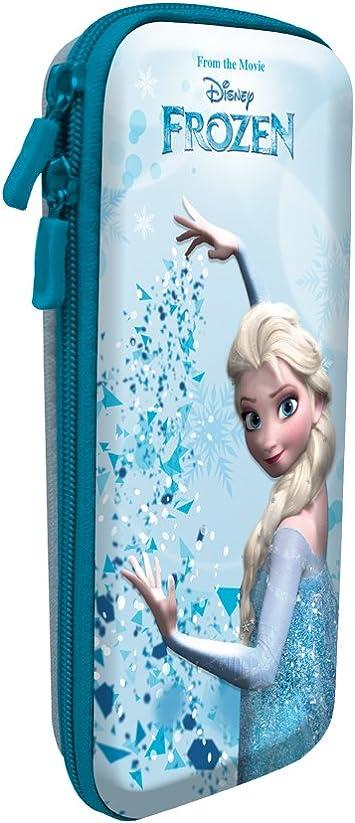 Estuche 3D Frozen 23 * 10 MC. -FR0236-: Amazon.es: Juguetes y juegos