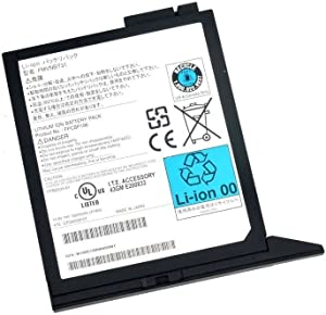 Dentsing Lithium Ion Modular Bay Notebook Battery for Fujitsu Fpcbp196 Fpcbp196ap Lifebook E780 E751 E752 S751 S752 S710 S7220 T731 T730 Th700 T4410 T4310 T901 T900 T5010 Series FMVNBT31 10.8V 41W