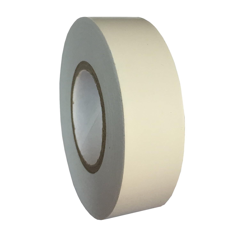 Nastro adesivo in cloruro di polivinile per calzini da calcio, rugby, hockey, in PVC, colore: nero, 3 x 20 m Bailey Sports Therapy