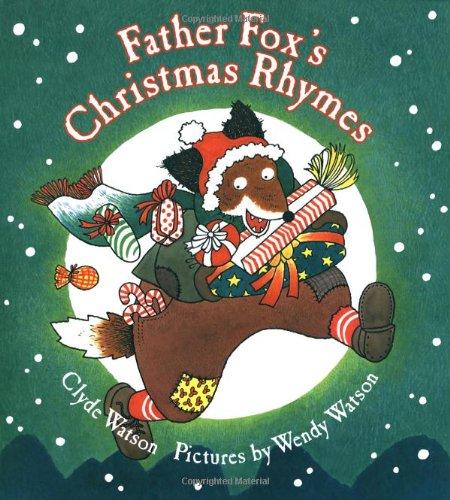 Father Fox's Christmas Rhymes - Christmas Fox