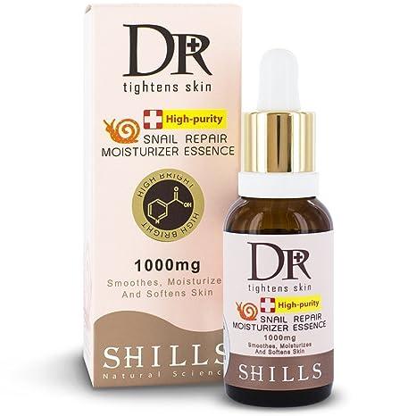 Dr + Snail Essence (30ml) – Intensive piel erneurungs Esencia con hocheffektiven wirkstoffen 