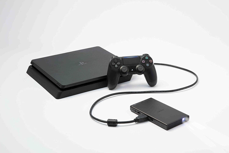 Sony MP-CD1 - Pico, tamaño de Bolsillo, HDMI/MHL, DLP, Pantalla de ...