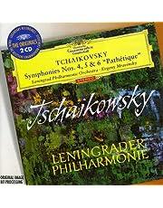 "Tchaikovsky: Symphonies Nos.4, 5 & 6 ""Pathetique"""