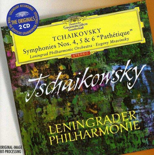 Tchaikovsky: Symphonies Nos. 4, 5 & 6 ''Pathétique''