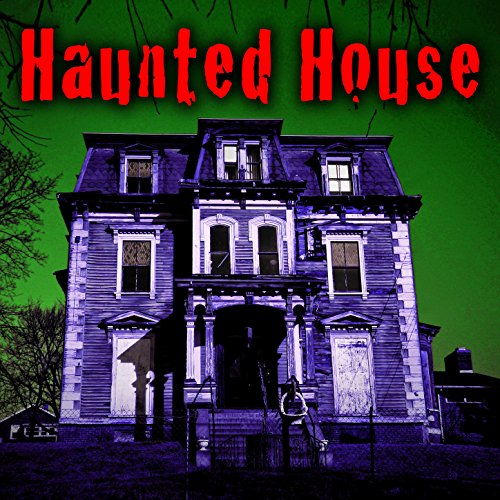Haunted house by the hollywood edge sound effects library for Homemade haunted house effects