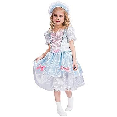 EraSpooky Vestido de Princesa Elegante de época Victoriano ...