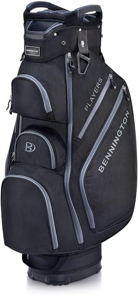 Bennington選手Liteカートバッグ2017ブラック