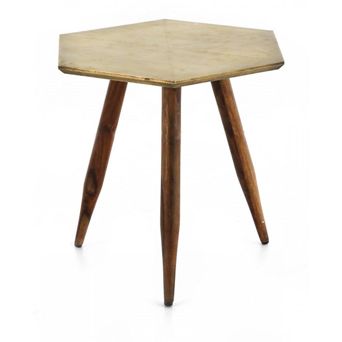 Delamaison Coppen Tisch, mehrfarbig